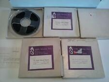 Fourth Tower of Inverness Reel To Reel 4 Tape Vintage Lot ZBS Media