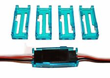 5 x Sicherung Clip für Servo Stecker Futaba Graupner JR Clips Sicherungsclips
