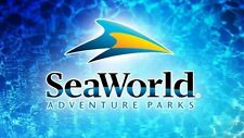 SeaWorld San Antonio Texas 2017 $40 Ticket PROMO TOOL