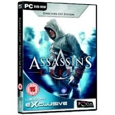 Assassin's Creed Directors Cut Edition PC Game - Brand new!