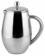 Bruntmor Dublin 8 Cup 18/8 Stainless Steel double Wall French Press Coffee Maker