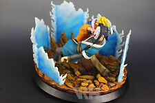 NARUTO RESINA NARUTO VS HAKU RESIN FIGURE FIGURA STATUE NEW