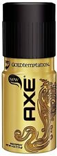 Axe Body Spray, Gold Temptation, 4 oz (Pack of 12)