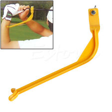 Golf Alignment Posture Beginner Swing Training Aids Practice Trainer Guide Tool