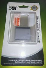 Nintendo DSi Screen Protector Protect Display & Camera Lens Of 2 DSi's Gameon
