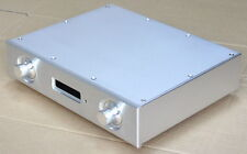Full Aluminum Amplifier Enclosure/Mini AMP Case/ Preamp Chassis For AK4497