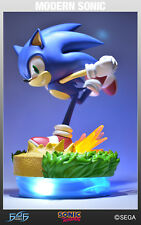 First4Figures Sonic the Hedgehog Modern Sonic EXCLUSIVE Statue Mint in Box