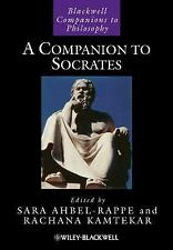 Blackwell Companions to Philosophy: A Companion to Socrates 126 (2009,...