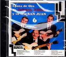 JOHNNY ALBINO Y EL TRIO SAN JUAN EPOCA DE ORO VOL.6 - CD