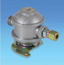 Caravan/Motorhome Straight  Bulkhead Regulator - 8mm Adaptor for Copper Pipe