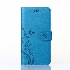 Flip Leather Wallet Cards Stand Case Cover For Apple iPhone 5 5S 6 6S 7 Plus SE