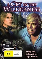 A CRY IN THE WILDERNESS - GEORGE KENNEDY - NEW & SEALED DVD