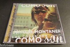 RICARDO MONTANER / LAS COSAS COMO SON / CD / EX++