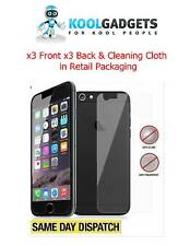 Anti-Glare Matte 5 x Front Screen Protectors+Cloth -  iPhone 6