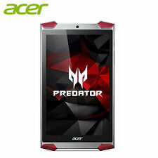 Acer Predator 8 GT 810 Gaming Tablet Silver Quad-Core 2GB RAM 32GB