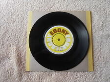 "THE RAH BAND JIGGERY POKERY EBONY RECORDS 7"" VINYL SINGLE RECORD - 70's POP"