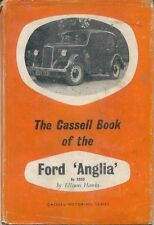 Ford Anglia 8hp car to 1953 Handbook for the owner/driver Pub. by Cassell 1959
