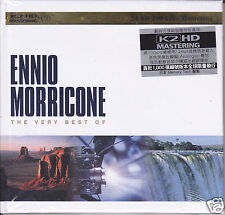 """Ennio Morricone - The Very Best Of"" Japan K2HD CD Limited Numbered New Sealed"