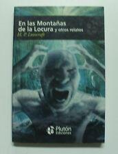 En las montañas de la locura / H.P Lovecraft