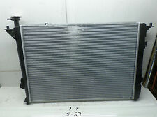 NEW OEM RADIATOR SANTA FE SORENTO 2.4 MANUAL TRANS 11 12 13 NEVER INSTALLED