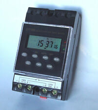 12volt 25A Timer Switch, Aussie warranty, Hour-Minute-week