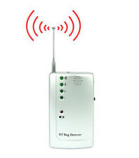RF Signal Bug Hidden Camera Spy Detector - Detects WiFi, Audio, Cell Phone SD-01