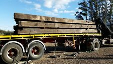 Recycled Ironbark 300 X 300 mm Wharf Timber Starts from $200/lineal metre