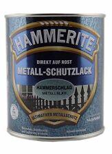 Hammerite Metal Pintura Metal Azul - 750ml-Directo a óxido de gastos de envío gratis