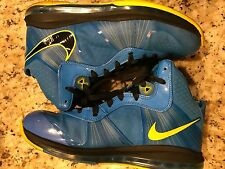 Nike Zoom Lebron James 8 V/2 Basketball Shoes Size 11.5 King Mens Entourage