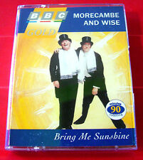 Morecambe And Wise Bring Me Sunshine BBC 2-Tape Audio Book Comedy Eric & Ernie