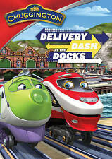 Chuggington: Delivery Dash at the Docks (DVD, 2016) NEW