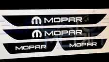 MOPAR Dodge Charger Vinyl Door Sill Decals 2011 2012 2013 2014 2015 2016