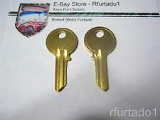 Key Blank for GM - Lincoln - Packard - Studebaker Pre 1933 See Apps. 997X Y6