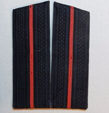 SOVIET RUSSIA NAVY OFFICER SHOULDER STRAPS MILITARY EPAULETTES ARMY!!