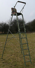 GDK, FREE STANDING, SHOOTING PLATFORM, LADDER,HIGH SEAT, FOLDING, STALKING STAND