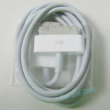 Original Apple iPhone 4 4S 3GS iPod dock Connector to USB Cable