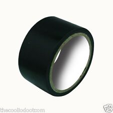 1 Roll of 48mm x 30metres Floor Marking Tape - Black Colour