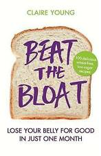 Beat the Bloat by Claire Young Paperback Book