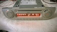 MP3 CD Radio Fiat 500  Blaupunkt