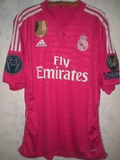 REAL MADRID-OFFICIAL SHIRT-MAGLIA UFFICIALE ORIGINALE-KROOS-CHAMPIONS LEAGUE