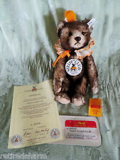 ❤Steiff Teddy Clown 1928 Bear 1993 Club Edition 420023 w/Box ID's Papers LT ED❤