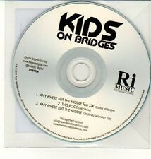 (DC819) Kids On Bridges, Anywhere But The Middle ft J2K - 2011 DJ CD