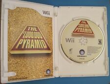 The 1,000,000 Pyramid Nintendo Wii Game Complete with Case & Instruction Manual