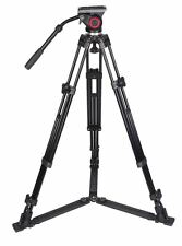 "Proaim 71"" DV Tripod w Bowl Head, Bag for Video Film Photography load up to 10kg"