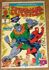 MARVEL #1 SPIDERMAN BATTLES THE MYTH MONSTER PROMO FN-VFN+ FREE BAGGED & BOARDED
