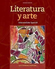 Literatura y arte (World Languages) by Sandstedt, Lynn A.; Kite, Ralph