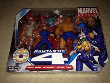 Marvel Universe - Fantastic 4 Translucent Clear Variant Invisible Woman - Sealed