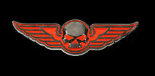 HARLEY DAVIDSON Willie G Skull Wings Pin harley PIN