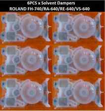 6pcs Roland DX7 Damper Original For Roland FH-740/RA-640/RE-640/VS-640