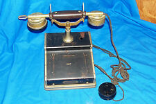 Antique Ericsson Telephone Old Vintage German Germany Phone Collectible 1930s ?